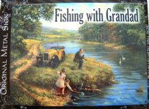 KEVIN WALSH FISHING WITH GRANDAD